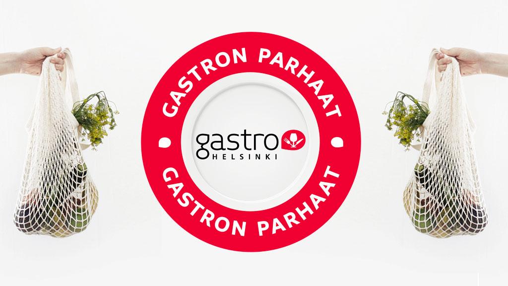 HävikkiValvoja Gastron Parhaat 2020 tuote