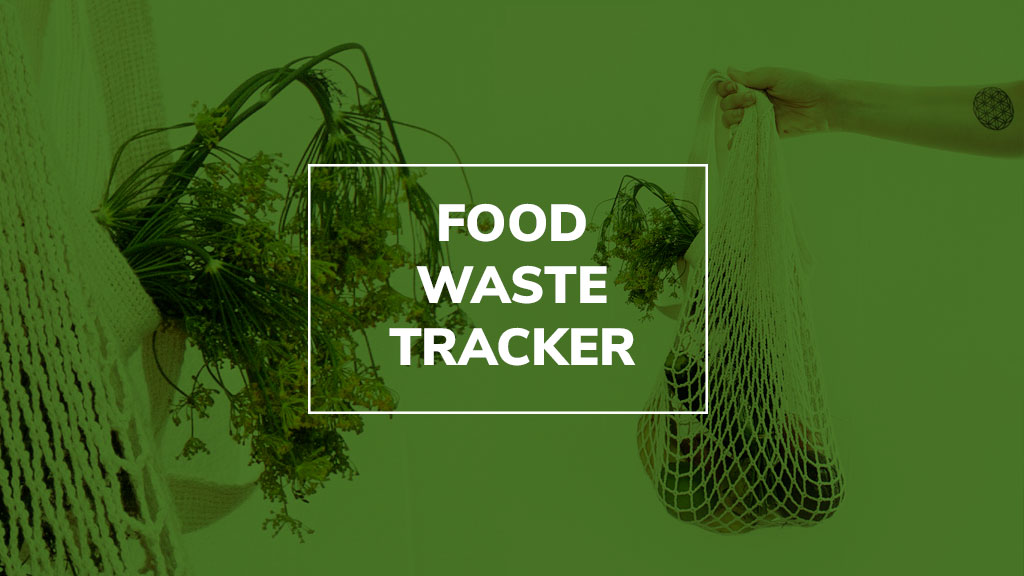 Recording food waste in 5 seconds
