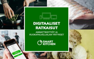 ioLiving digitalisoi ammattikeittiön