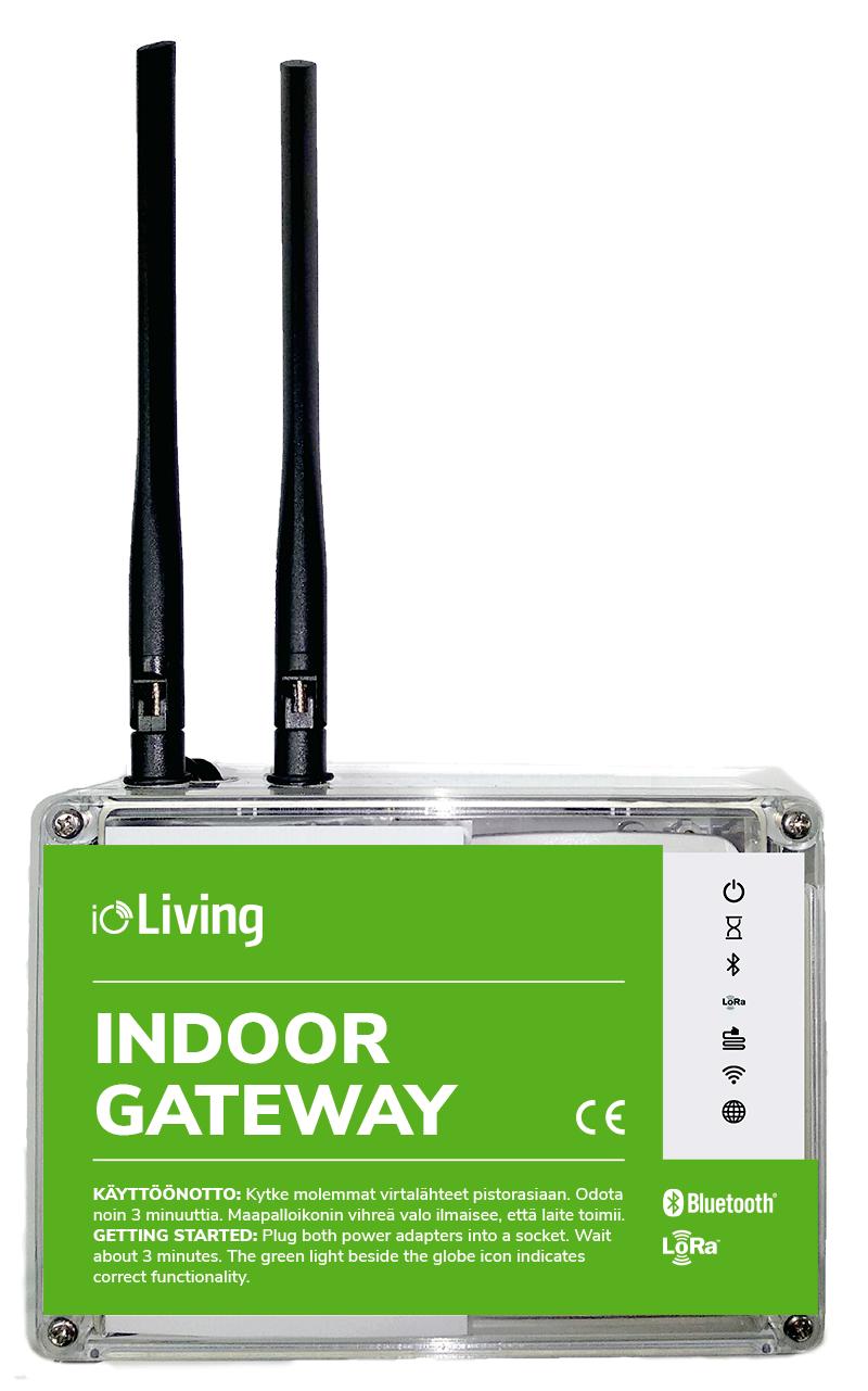 Indoor Gateway -tiedonsiirtolaite