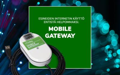 Mobile Gateway – IoT-ratkaisut helposti käyttöön