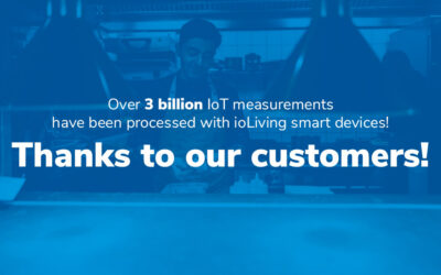 Thank you for your trust – we crossed the 3 billion mark!