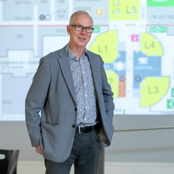 CEO Matti Verkasalo